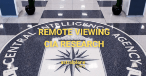The Stargate Project and CIA Remote Viewing Research